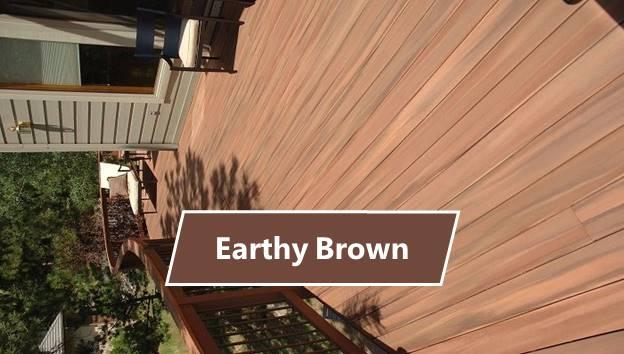 Earthy Brown Colors