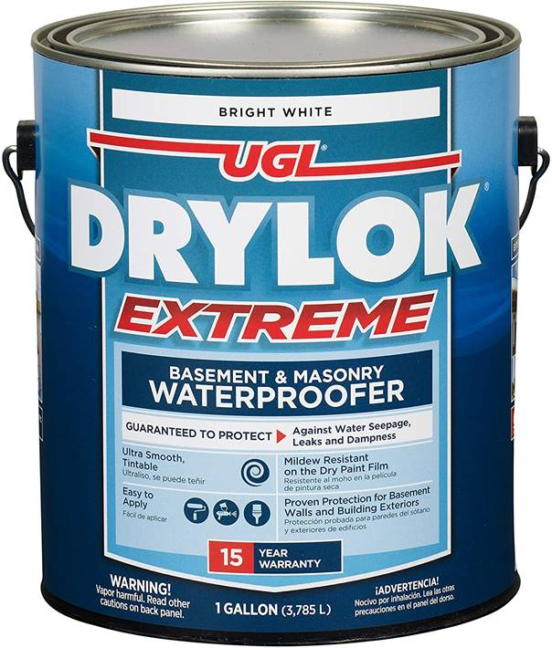 Drylok 28613 Extreme Latex Masonry Waterproofer