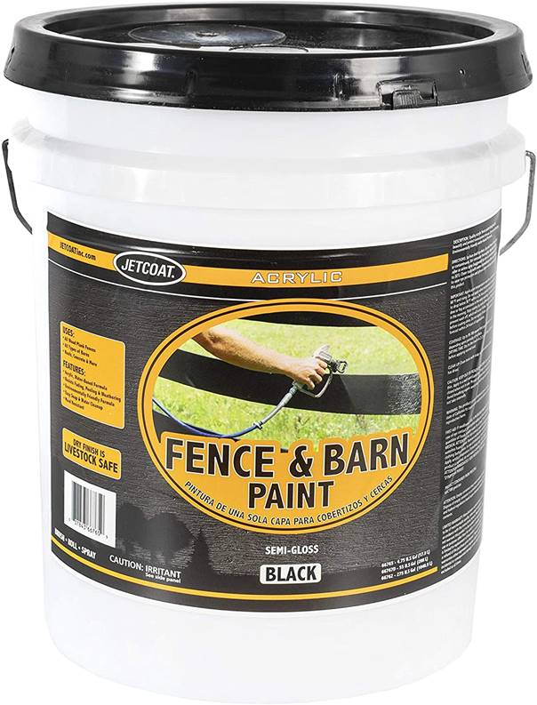 Jetcoat Farm Pride Waterproof Exterior Paint