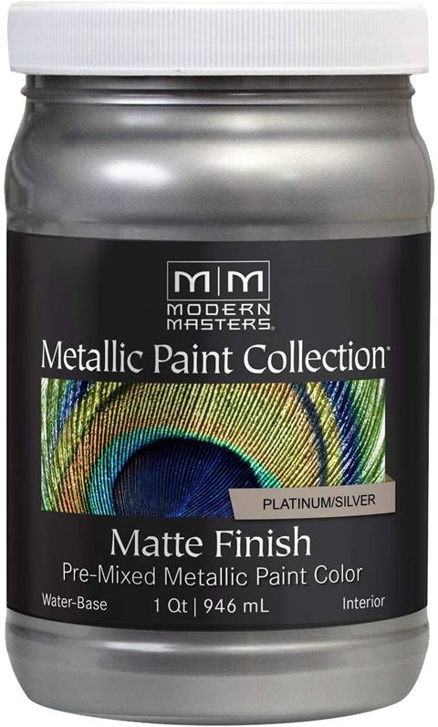 Modern Masters MM591 Matte Metallic Paint