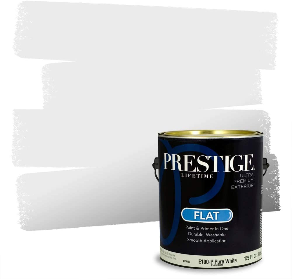 Prestige Exterior Paint, Ice Blue