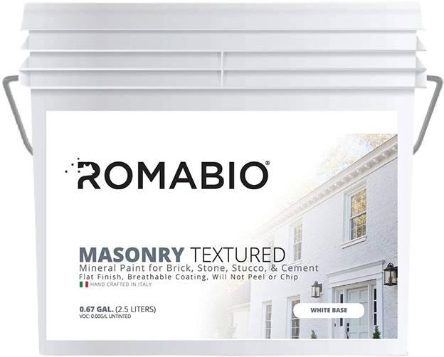 Romabio Masonry Textured