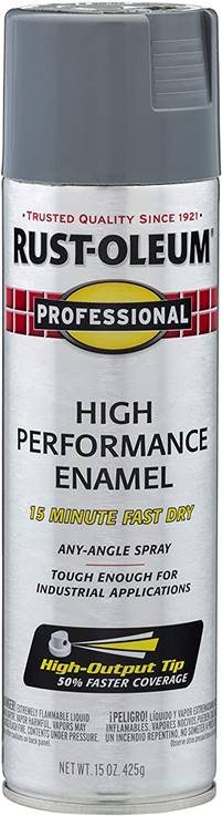 Rust-Oleum Professional Enamel Spray Paint