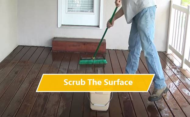Scrub The Surface
