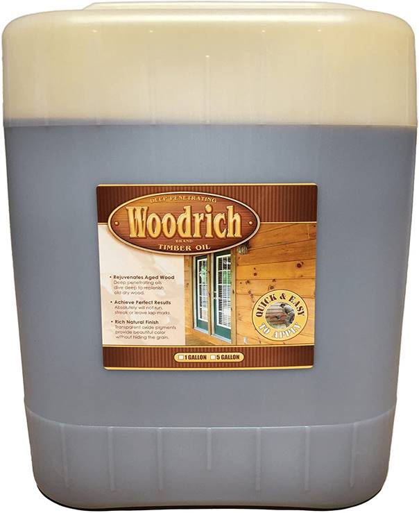 Woodrich Timber 5 Gallon Stain