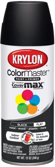 Krylon ColorMaster Paint for Metal Gate