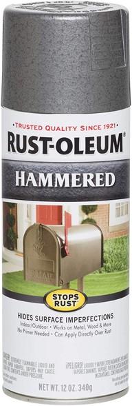 Rust Oleum Hammered Rust Preventing Spray Paint